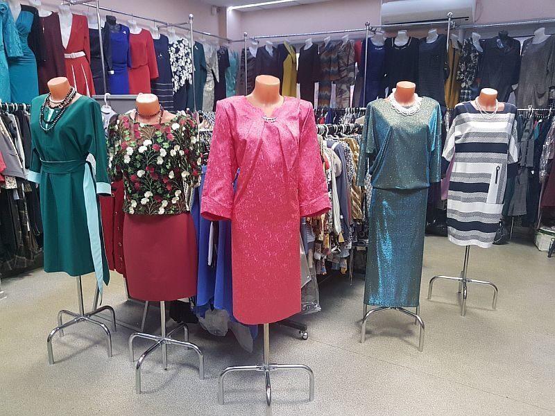 Платья Для Полных Купить В Москве